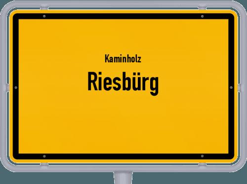 Kaminholz & Brennholz-Angebote in Riesbürg, Großes Bild