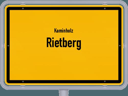 Kaminholz & Brennholz-Angebote in Rietberg, Großes Bild