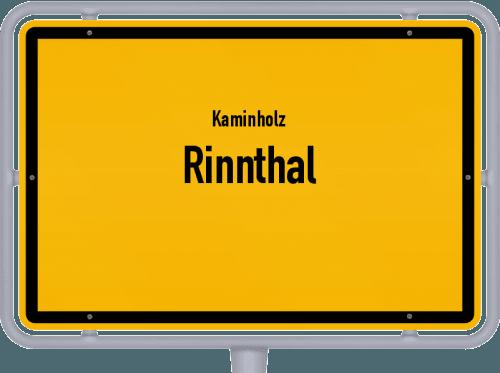 Kaminholz & Brennholz-Angebote in Rinnthal, Großes Bild