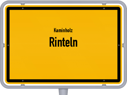 Kaminholz & Brennholz-Angebote in Rinteln, Großes Bild