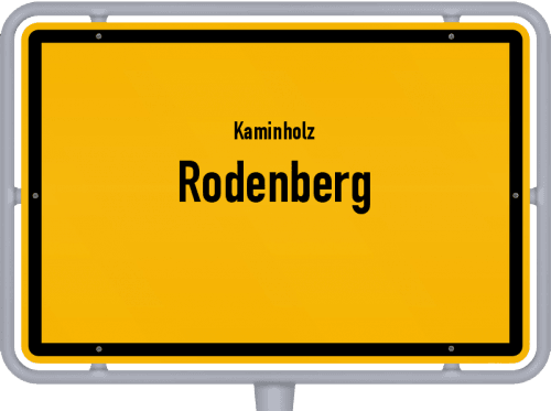 Kaminholz & Brennholz-Angebote in Rodenberg, Großes Bild