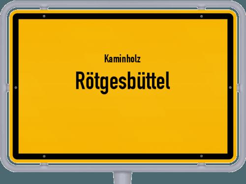 Kaminholz & Brennholz-Angebote in Rötgesbüttel, Großes Bild