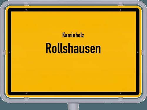 Kaminholz & Brennholz-Angebote in Rollshausen, Großes Bild