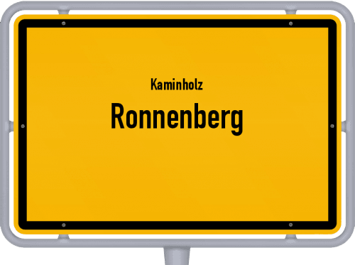 Kaminholz & Brennholz-Angebote in Ronnenberg, Großes Bild