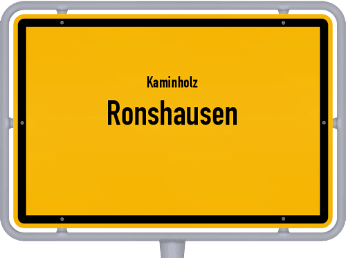Kaminholz & Brennholz-Angebote in Ronshausen, Großes Bild