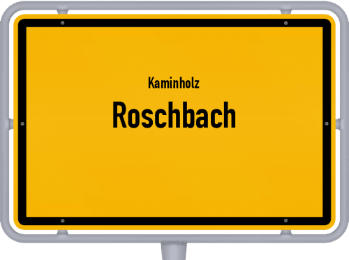 Kaminholz & Brennholz-Angebote in Roschbach, Großes Bild