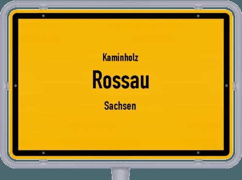 Kaminholz & Brennholz-Angebote in Rossau (Sachsen), Großes Bild