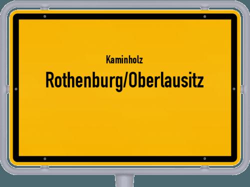 Kaminholz & Brennholz-Angebote in Rothenburg/Oberlausitz, Großes Bild