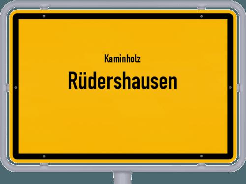 Kaminholz & Brennholz-Angebote in Rüdershausen, Großes Bild