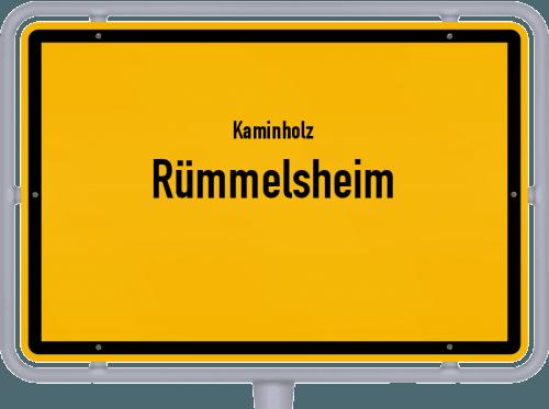 Kaminholz & Brennholz-Angebote in Rümmelsheim, Großes Bild