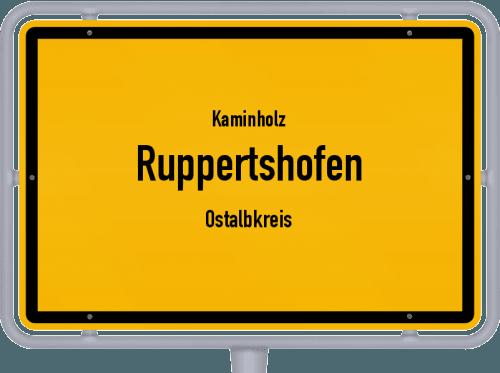 Kaminholz & Brennholz-Angebote in Ruppertshofen (Ostalbkreis), Großes Bild