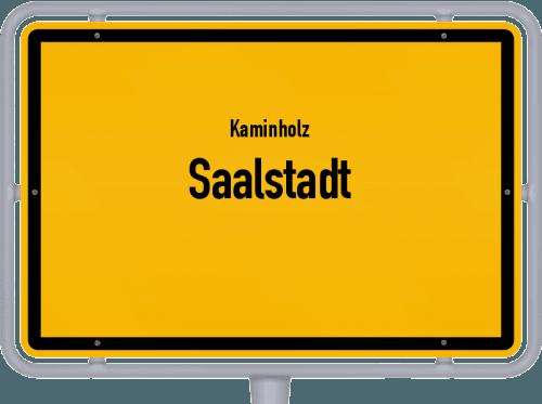 Kaminholz & Brennholz-Angebote in Saalstadt, Großes Bild