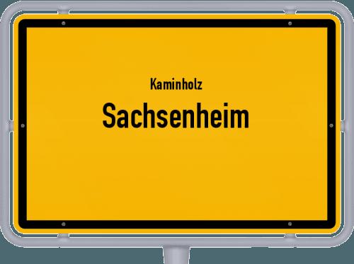 Kaminholz & Brennholz-Angebote in Sachsenheim, Großes Bild