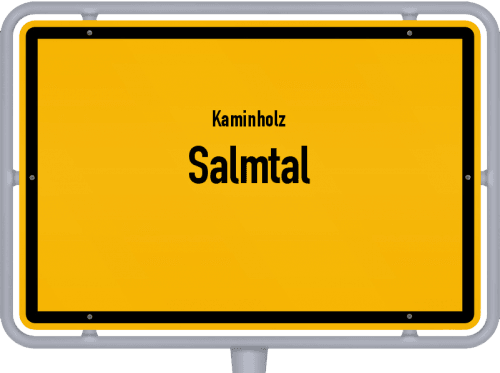 Kaminholz & Brennholz-Angebote in Salmtal, Großes Bild