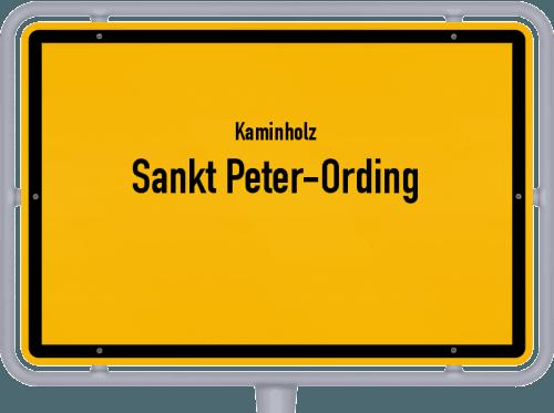 Kaminholz & Brennholz-Angebote in Sankt Peter-Ording, Großes Bild