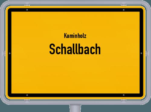 Kaminholz & Brennholz-Angebote in Schallbach, Großes Bild
