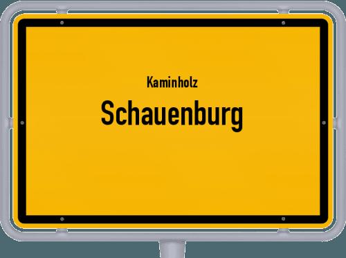 Kaminholz & Brennholz-Angebote in Schauenburg, Großes Bild