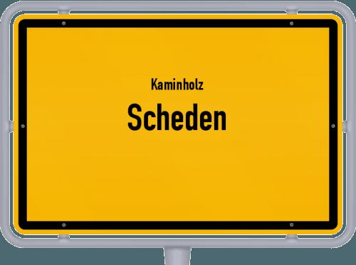 Kaminholz & Brennholz-Angebote in Scheden, Großes Bild
