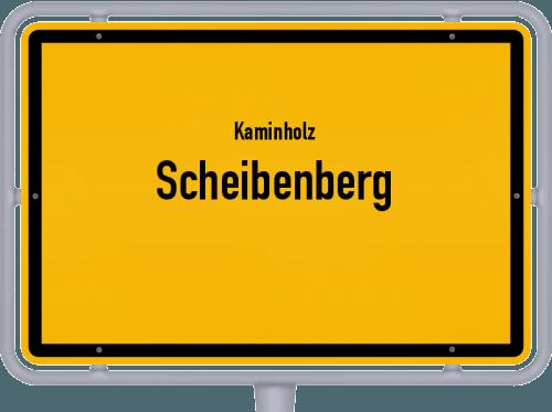 Kaminholz & Brennholz-Angebote in Scheibenberg, Großes Bild
