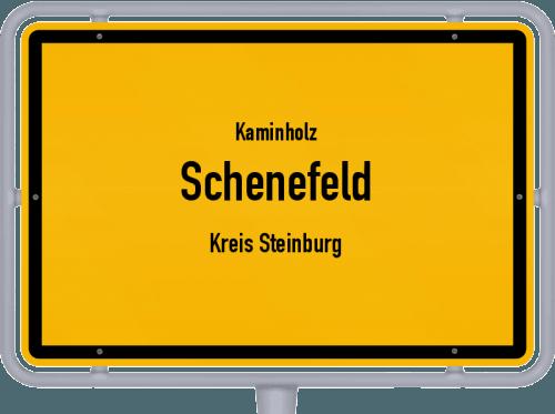 Kaminholz & Brennholz-Angebote in Schenefeld (Kreis Steinburg), Großes Bild