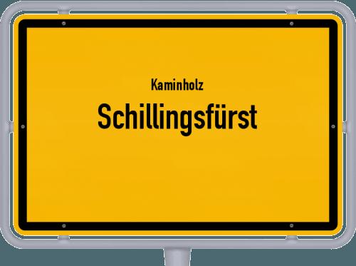 Kaminholz & Brennholz-Angebote in Schillingsfürst, Großes Bild