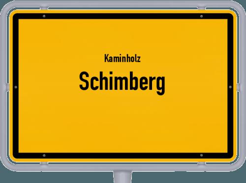 Kaminholz & Brennholz-Angebote in Schimberg, Großes Bild