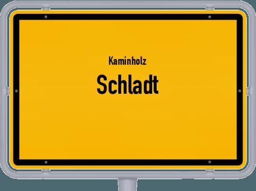 Kaminholz & Brennholz-Angebote in Schladt, Großes Bild
