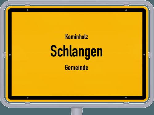 Kaminholz & Brennholz-Angebote in Schlangen (Gemeinde), Großes Bild