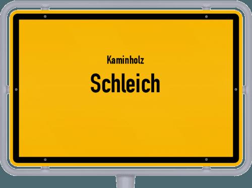 Kaminholz & Brennholz-Angebote in Schleich, Großes Bild