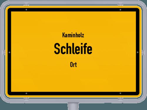 Kaminholz & Brennholz-Angebote in Schleife (Ort), Großes Bild