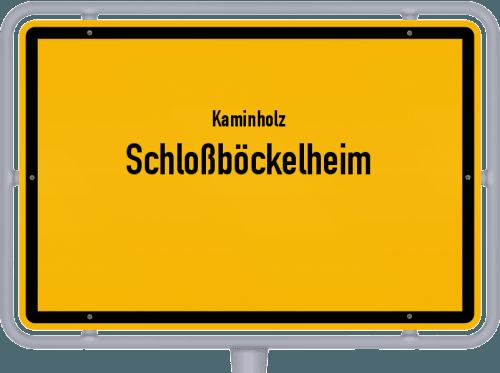Kaminholz & Brennholz-Angebote in Schloßböckelheim, Großes Bild
