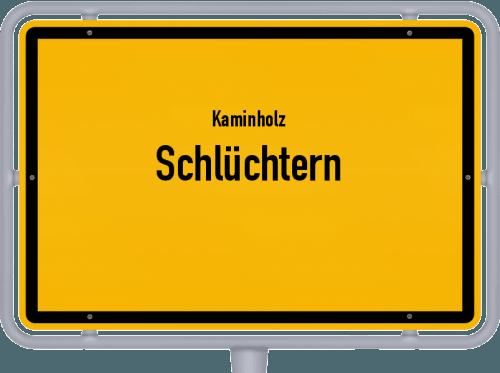 Kaminholz & Brennholz-Angebote in Schlüchtern, Großes Bild