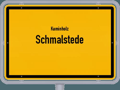 Kaminholz & Brennholz-Angebote in Schmalstede, Großes Bild