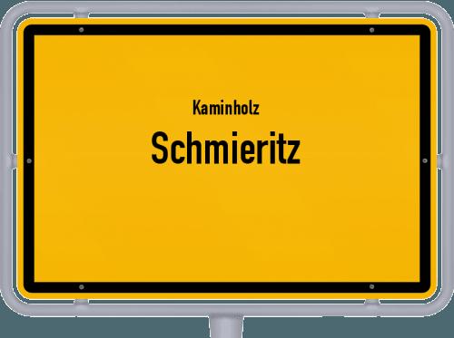 Kaminholz & Brennholz-Angebote in Schmieritz, Großes Bild