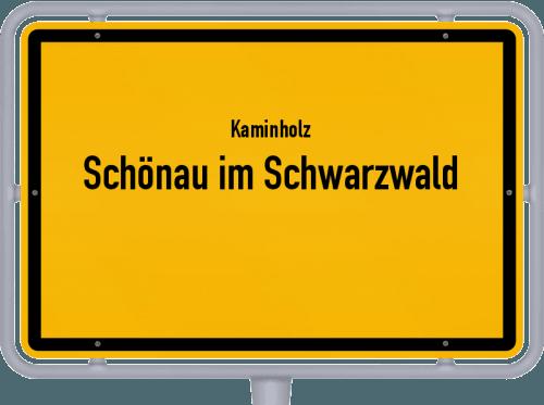 Kaminholz & Brennholz-Angebote in Schönau im Schwarzwald, Großes Bild