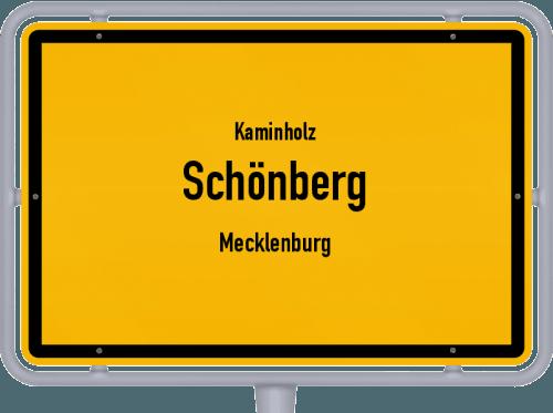 Kaminholz & Brennholz-Angebote in Schönberg (Mecklenburg), Großes Bild