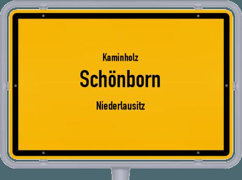 Kaminholz & Brennholz-Angebote in Schönborn (Niederlausitz), Großes Bild