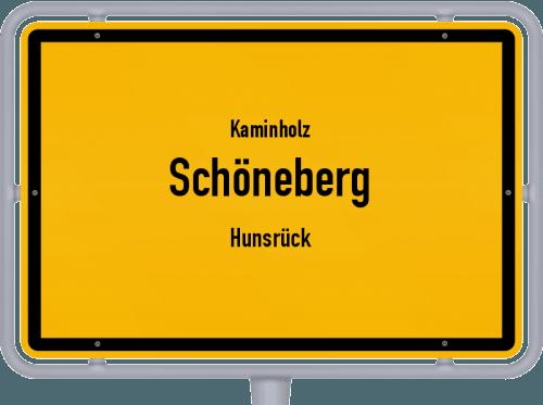 Kaminholz & Brennholz-Angebote in Schöneberg (Hunsrück), Großes Bild