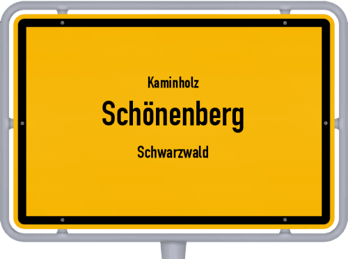 Kaminholz & Brennholz-Angebote in Schönenberg (Schwarzwald), Großes Bild