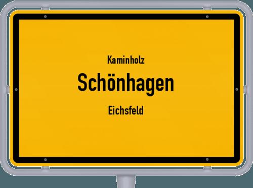Kaminholz & Brennholz-Angebote in Schönhagen (Eichsfeld), Großes Bild