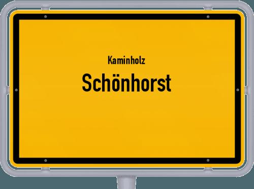 Kaminholz & Brennholz-Angebote in Schönhorst, Großes Bild