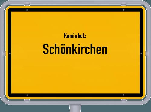 Kaminholz & Brennholz-Angebote in Schönkirchen, Großes Bild