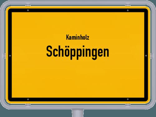 Kaminholz & Brennholz-Angebote in Schöppingen, Großes Bild