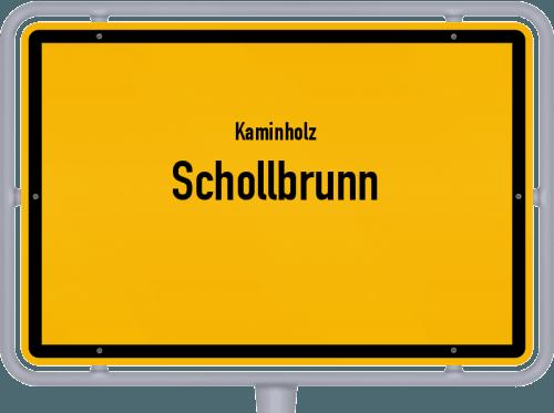 Kaminholz & Brennholz-Angebote in Schollbrunn, Großes Bild