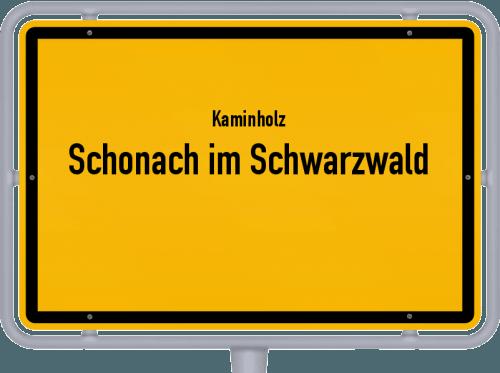 Kaminholz & Brennholz-Angebote in Schonach im Schwarzwald, Großes Bild