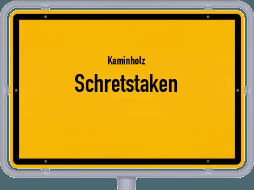 Kaminholz & Brennholz-Angebote in Schretstaken, Großes Bild
