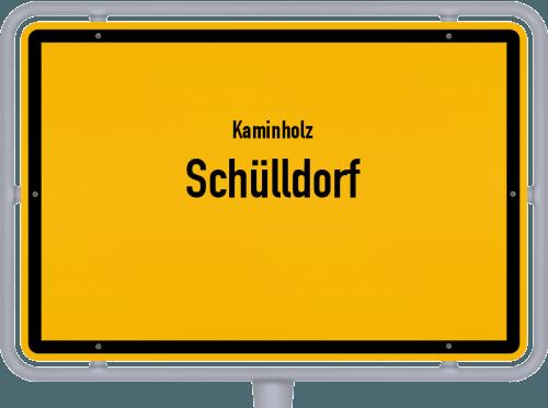 Kaminholz & Brennholz-Angebote in Schülldorf, Großes Bild