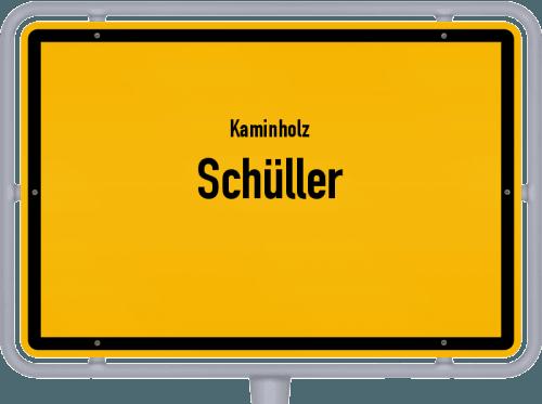 Kaminholz & Brennholz-Angebote in Schüller, Großes Bild