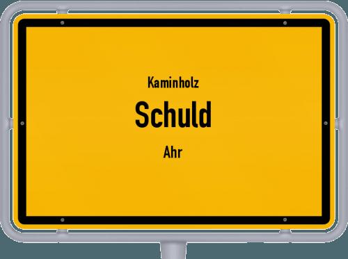 Kaminholz & Brennholz-Angebote in Schuld (Ahr), Großes Bild