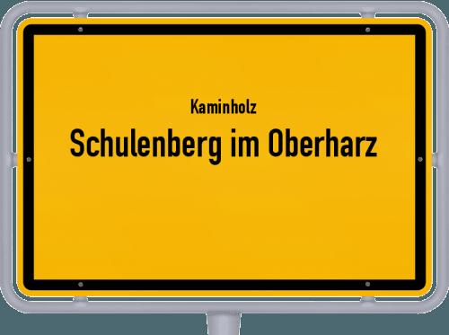 Kaminholz & Brennholz-Angebote in Schulenberg im Oberharz, Großes Bild